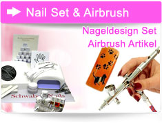 Airbrush Set nageldesign shop24