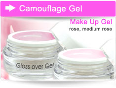 Camouflage Gel Make Up Gel