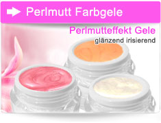 Perlmutte UV-Gel