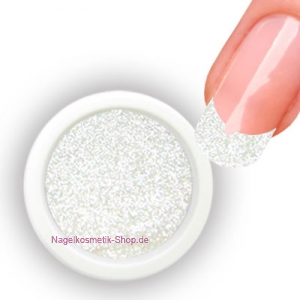 Glittergel White Sensation 5g/4,34ml
