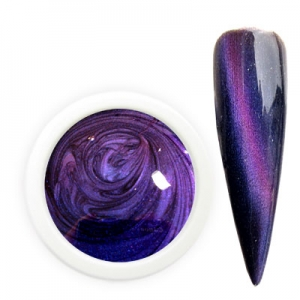 Magnet 3D Farbgel purple blue 5g/4,34ml