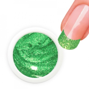Glitter Gel Crystal Dreams Sliver Green 5g/4,34ml