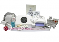 Professional Set - Nageldesign Starter Set